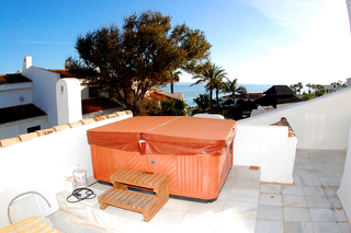 Beachfront townhouse for sale - Golden Mile - Marbella - Puerto Banus 5