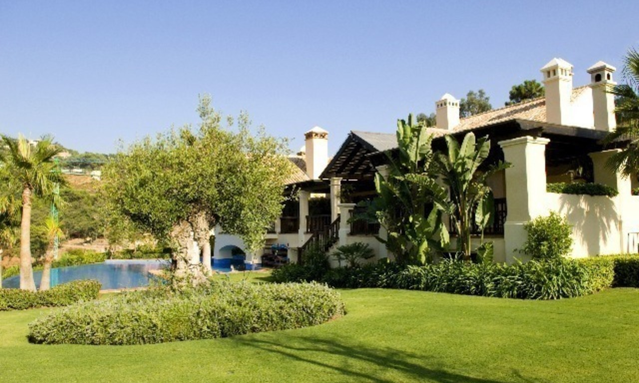 Exclusive new villa for sale in La Zagaleta, Benahavis - Marbella 3