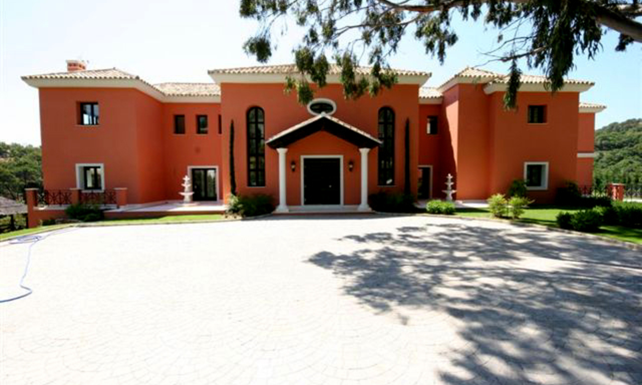 Exclusive villa for sale in La Zagaleta, Benahavis - Marbella 3