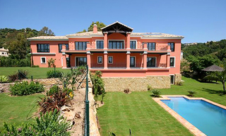 Exclusive villa for sale in La Zagaleta, Benahavis - Marbella 2