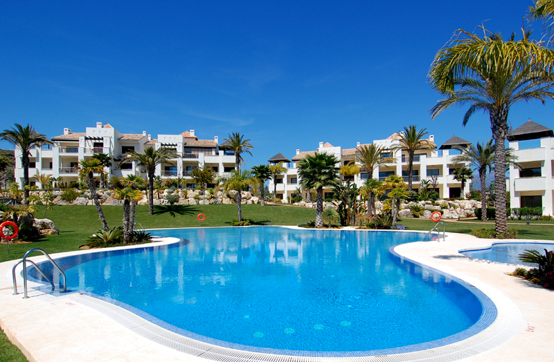 Luxury apartments for sale in the area Marbella - Benahavis