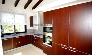 Luxury apartments for sale in the area Marbella - Benahavis 4