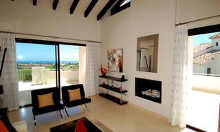 Luxury apartments for sale in the area Marbella - Benahavis 5