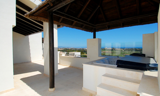 Luxury apartments for sale in the area Marbella - Benahavis 9