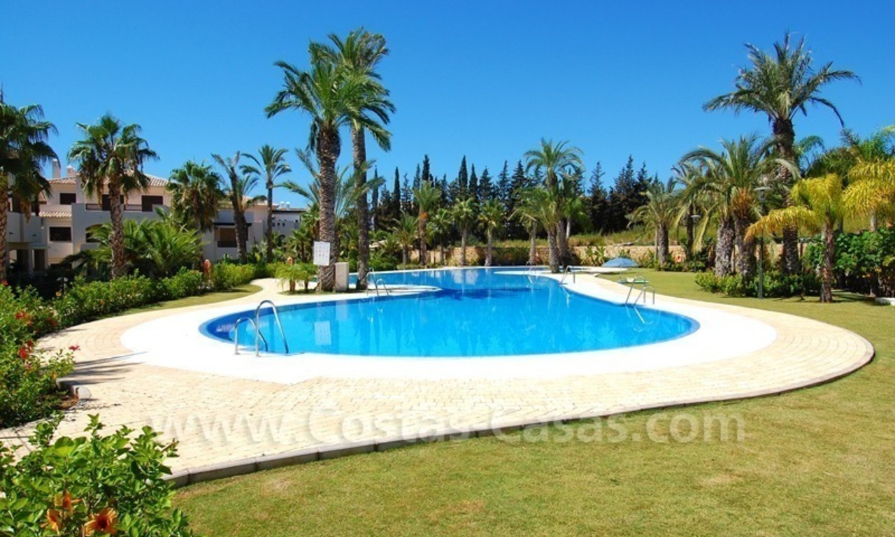 Luxury apartment for sale near Puerto Banus, Marbella 1