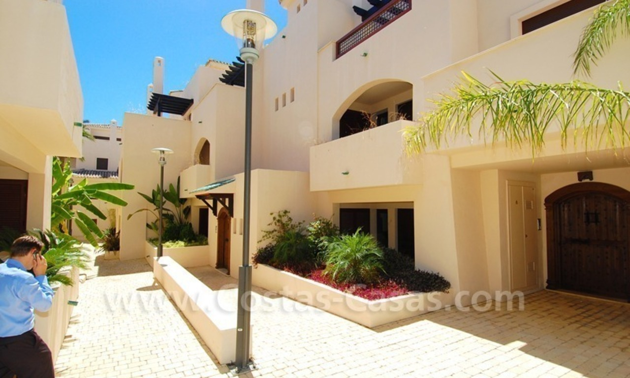 Luxury apartment for sale near Puerto Banus, Marbella 3