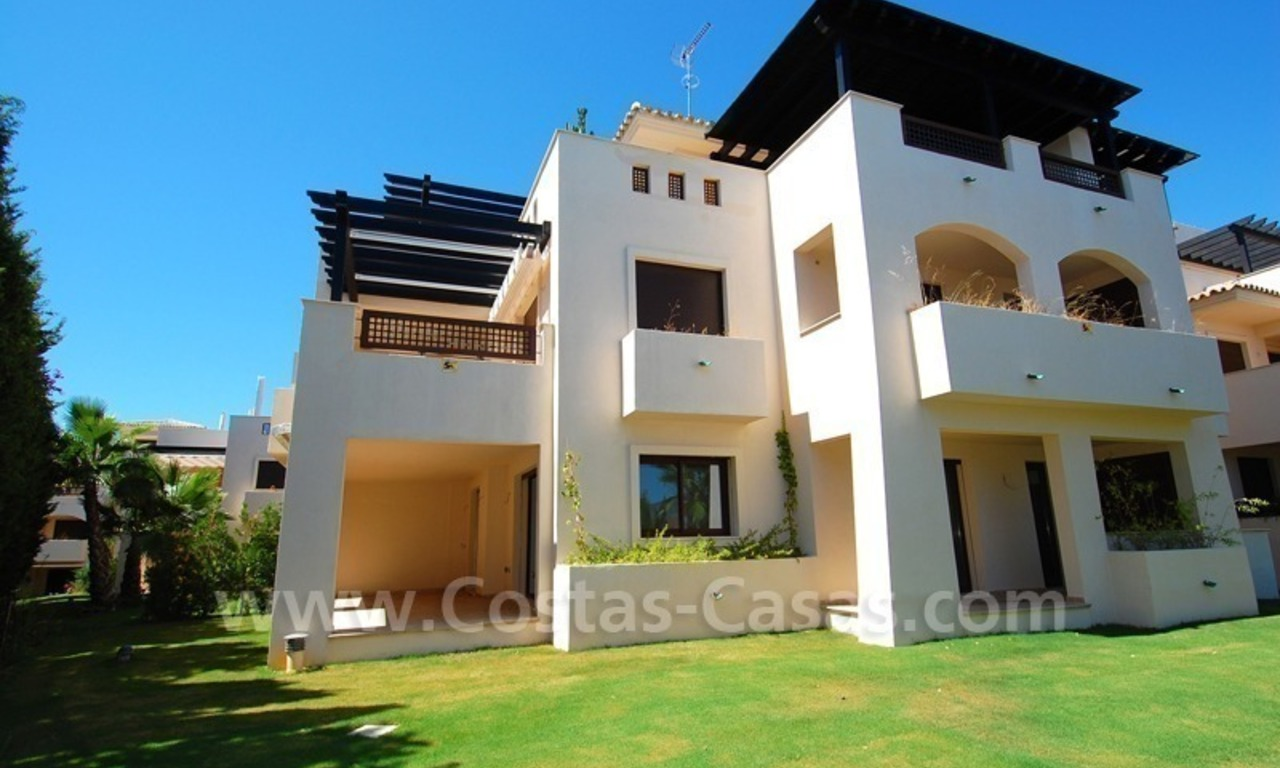 Luxury apartment for sale near Puerto Banus, Marbella 4