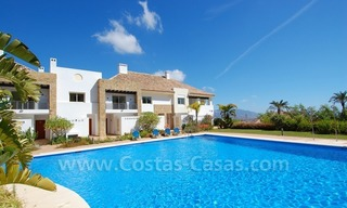 Houses for sale on Golf resort in Mijas at the Costa del Sol 1