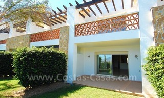 Houses for sale on Golf resort in Mijas at the Costa del Sol 2
