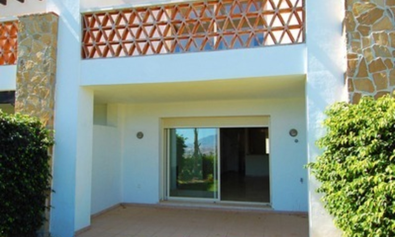 Houses for sale on Golf resort in Mijas at the Costa del Sol 3