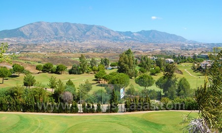 Bargain property for sale on Golf resort in Mijas at the Costa del Sol 5