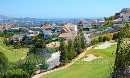 Bargain property for sale on Golf resort in Mijas at the Costa del Sol 7