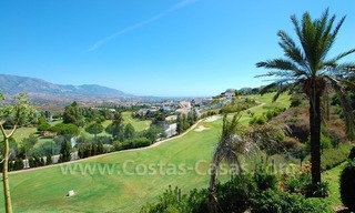 Houses for sale on Golf resort in Mijas at the Costa del Sol 9