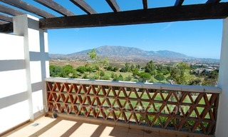 Houses for sale on Golf resort in Mijas at the Costa del Sol 11