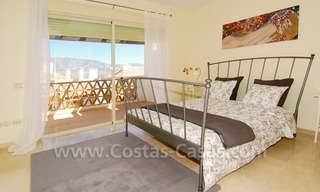 Houses for sale on Golf resort in Mijas at the Costa del Sol 18