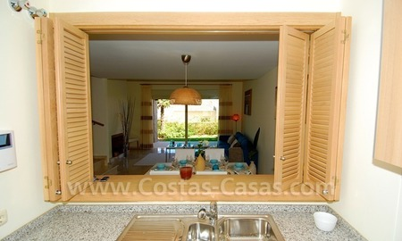 Bargain property for sale on Golf resort in Mijas at the Costa del Sol 14