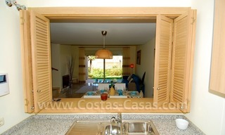 Houses for sale on Golf resort in Mijas at the Costa del Sol 14