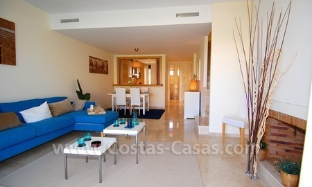 Bargain property for sale on Golf resort in Mijas at the Costa del Sol 12