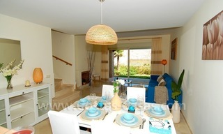 Houses for sale on Golf resort in Mijas at the Costa del Sol 13