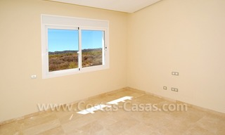 Bargain penthouse apartment for sale on Golf resort in Mijas, Costa del Sol 8
