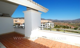Bargain penthouse apartment for sale on Golf resort in Mijas, Costa del Sol 3