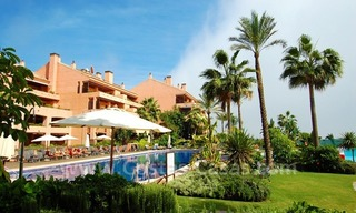 Luxury seafront penthouse for sale in Malibu, Puerto Banus, Marbella 2