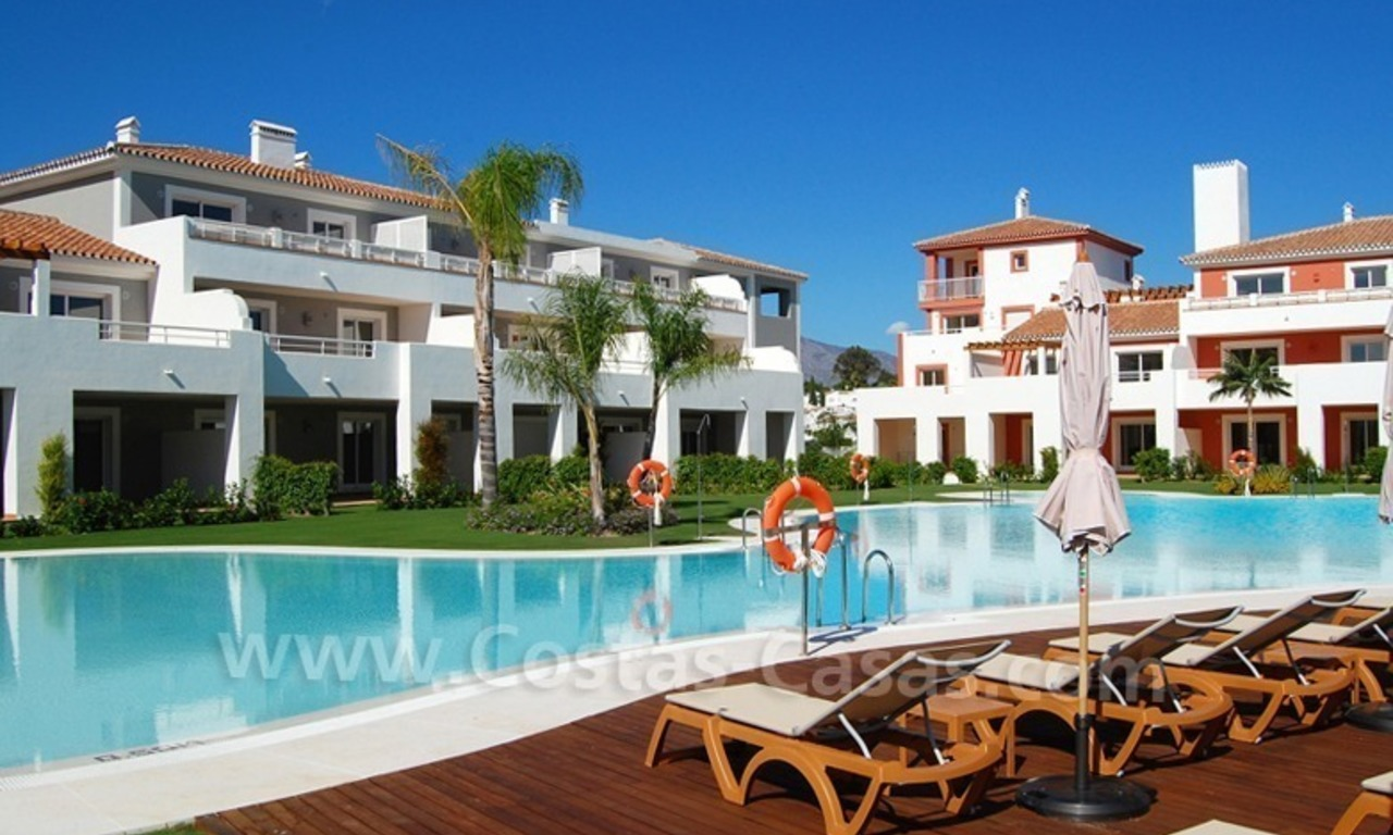 Bargain apartments and penthouses for sale, New Golden Mile, Marbella - Estepona 7