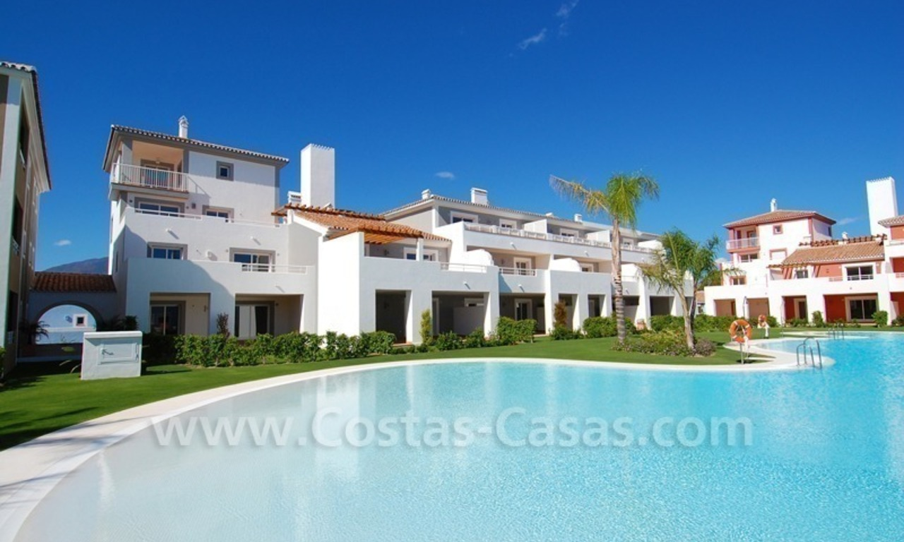 Bargain apartments and penthouses for sale, New Golden Mile, Marbella - Estepona 8