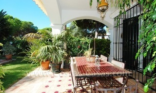 Beachside villa for sale on the New Golden Mile between Marbella and Estepona 16
