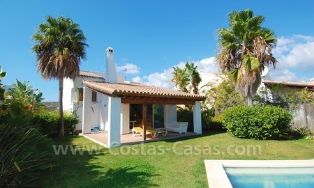 Bargain detached villa for sale in golf area of Marbella – Benahavis 5