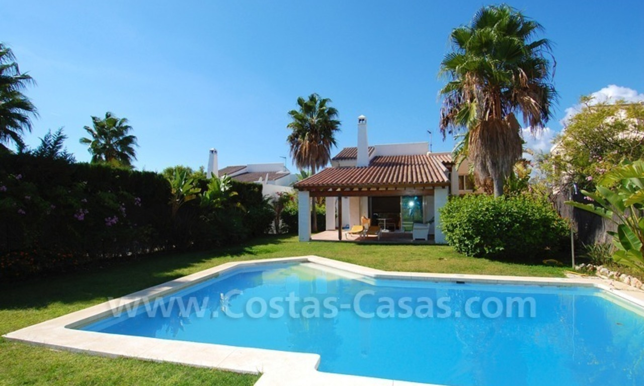 Bargain detached villa for sale in golf area of Marbella – Benahavis 6