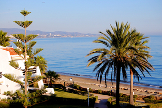 Beachfront townhouse for sale - Golden Mile - Marbella - Puerto Banus