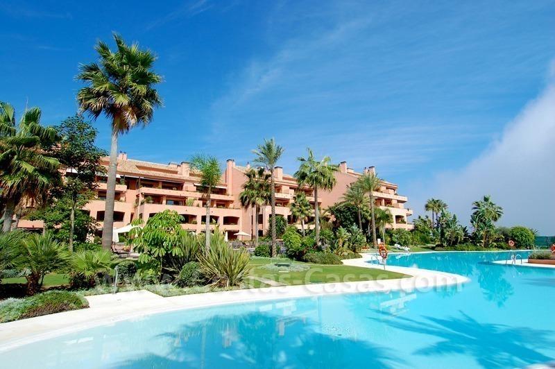Luxury Seafront Penthouse For Sale Malibu Puerto Banus Marbella