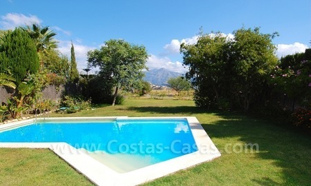 Bargain detached villa for sale in golf area of Marbella – Benahavis 9