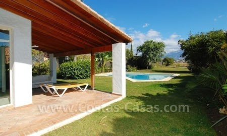 Bargain detached villa for sale in golf area of Marbella – Benahavis 4