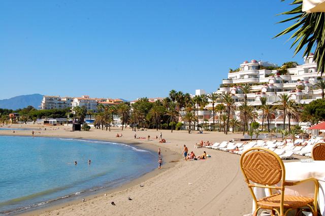 Puerto Banus Marbella Benabola beach by costas & casas