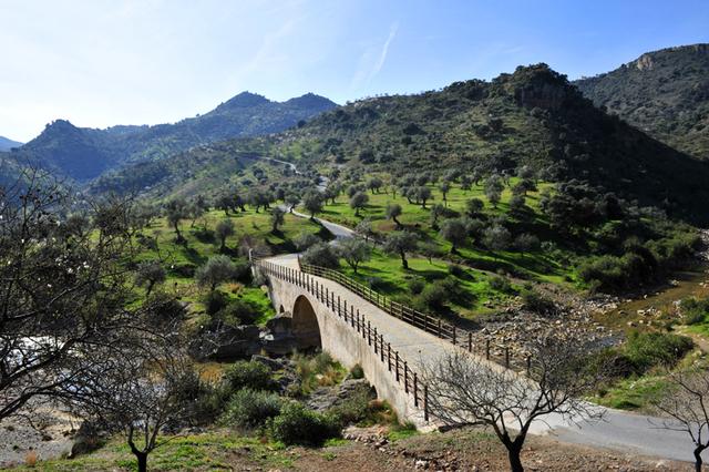 almogia romeinse brug