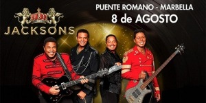 Coming to Marbella: The Legendary Jacksons, Live in Concert!