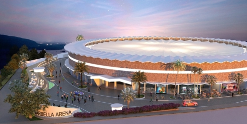 Puerto Banus' Bullring: Out With The Old, In With The New! Welcome Marbella Arena!
