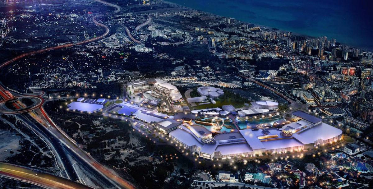 ​Intu Costa del Sol, Torremolinos´ New Mega Shopping and Leisure Center Gets The Go Ahead!