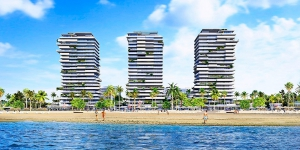 Picasso Towers in Malaga City to Become Europe´s Residential Elite