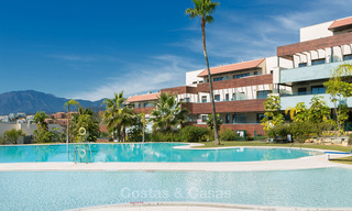 Modern Apartments for sale at 5-Star Golf Resort, New Golden Mile, Marbella - Benahavís. Last units, up to 36% off! 17883