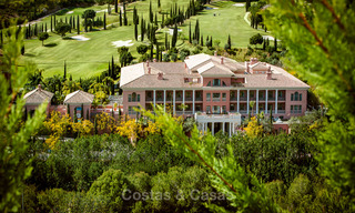 Modern Apartments for sale at 5-Star Golf Resort, New Golden Mile, Marbella - Benahavís. Last units, up to 36% off! 17885