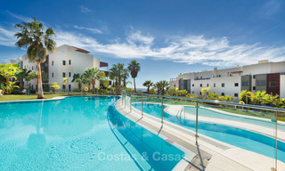 Modern Apartments for sale at 5-Star Golf Resort, New Golden Mile, Marbella - Benahavís. Last units, up to 36% off! 17887