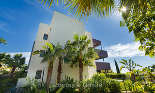 Modern Apartments for sale at 5-Star Golf Resort, New Golden Mile, Marbella - Benahavís. Last units, up to 36% off! 17888