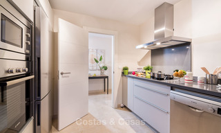 Modern Apartments for sale at 5-Star Golf Resort, New Golden Mile, Marbella - Benahavís. Last units, up to 36% off! 17893