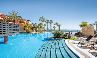 Luxury Apartments for sale in beachfront resort, New Golden Mile, Marbella - Estepona. 20% OFF for last apartments! 5293