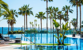 Luxury Apartments for sale in beachfront resort, New Golden Mile, Marbella - Estepona. 20% OFF for last apartments! 5297