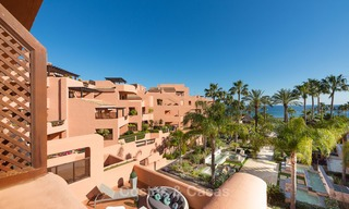 Luxury Apartments for sale in beachfront resort, New Golden Mile, Marbella - Estepona. 20% OFF for last apartments! 5278