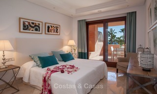 Luxury Apartments for sale in beachfront resort, New Golden Mile, Marbella - Estepona. 20% OFF for last apartments! 5283